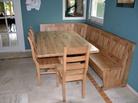 Keuken hoekbank leer ben lamers meubelen