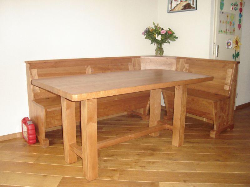 Beste Keuken Hoekbank : Houten keuken hoekbank ben lamers meubelen