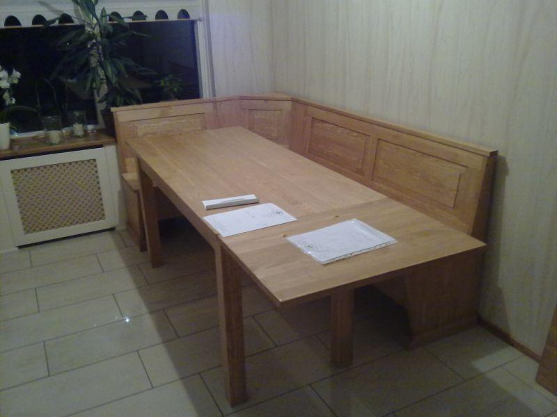 Beste Keuken Hoekbank : Keuken hoekbank met aanschuifblad ben lamers meubelen